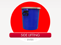 Side Handled Bucket